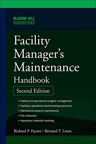 9780071477864: Facility Manager's Maintenance Handbook