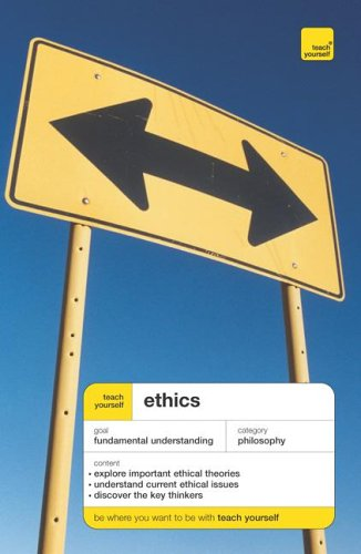 9780071477994: Teach Yourself Ethics (Teach Yourself: Philosophy & Religion)