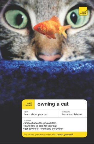 9780071478052: Teach Yourself Owning a Cat (Teach Yourself (McGraw-Hill))