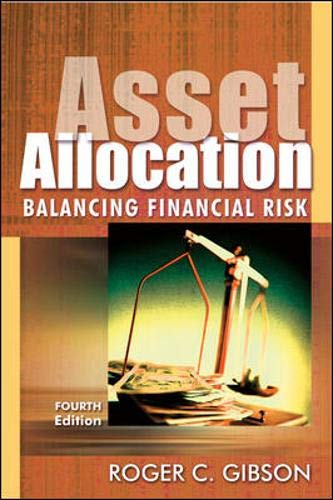 9780071478090: Asset Allocation, 4th Ed