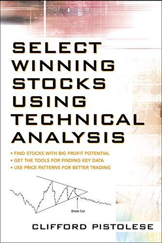 9780071478144: Select Winning Stocks Using Technical Analysis (Professional Finance & Investment)
