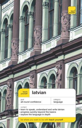 9780071478311: Teach Yourself Latvian (Teach Yourself: Language)