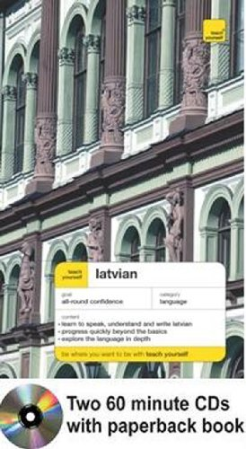 9780071478328: Teach Yourself Latvian Complete Course Book/CD Pack (Teach Yourself Languages)