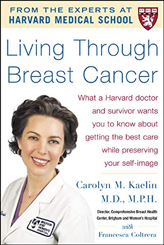 9780071478809: Living Through Breast Cancer - PB