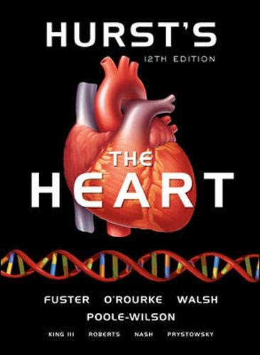 9780071478861: Hurst's the Heart, 12th Edition