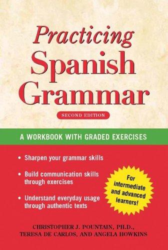 9780071478915: Practising Spanish Grammar: A Workbook, Second Edition