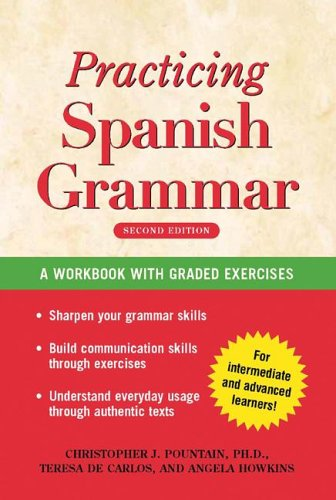 9780071478915: Practising Spanish Grammar: A Workbook, Second Edition (Spanish Edition)