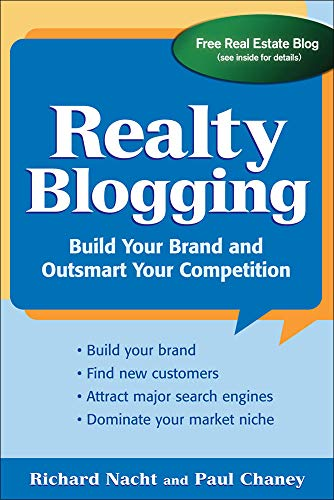 9780071478953: Realty Blogging: Build Your Brand and Out-Smart Your Competition