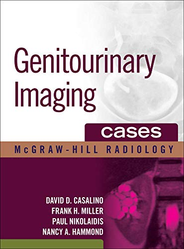 9780071479127: Genitourinary Imaging Cases (McGraw-Hill Radiology)