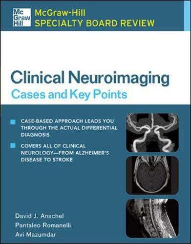 McGraw-Hill Specialty Board Review Clinical Neuroimaging: Cases: Professional, McGraw-Hill
