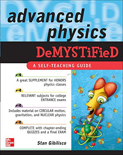 9780071479448: Advanced Physics Demystified