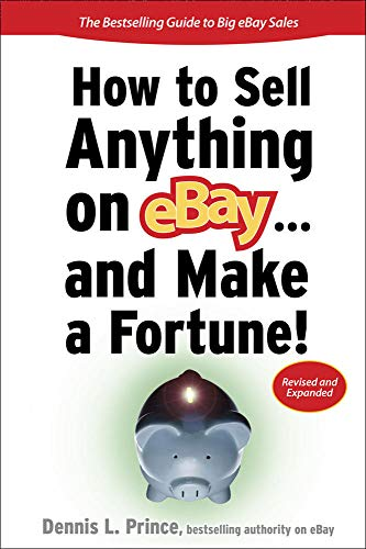 9780071480130: How to Sell Anything on eBay... And Make a Fortune (Sellingpower)