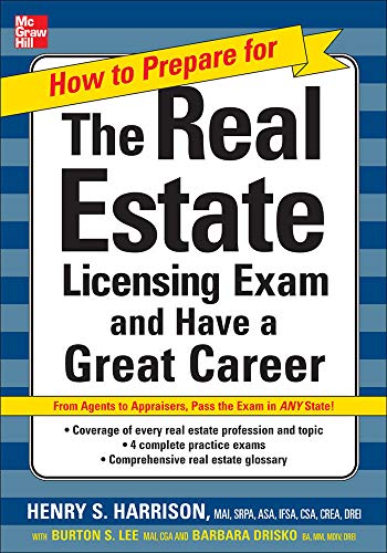 9780071480918: How to Prepare For and Pass the Real Estate Licensing Exam: And Have A Great Career (How to Prepare for and Pass the Real Estate Licensing Exam)