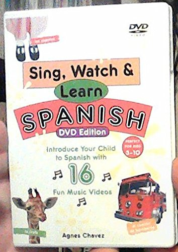 9780071480963: Sing, Watch & Learn Spanish
