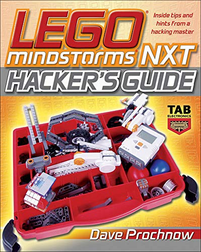9780071481472: LEGO MINDSTORMS NXT Hacker's Guide