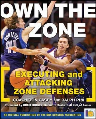9780071481601: Own the Zone: Executing and Attacking Zone Defenses