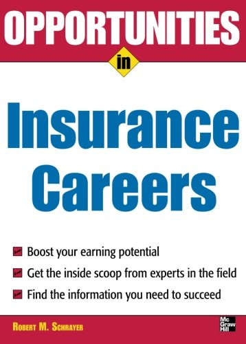 9780071482073: Opportunities in Insurance Careers