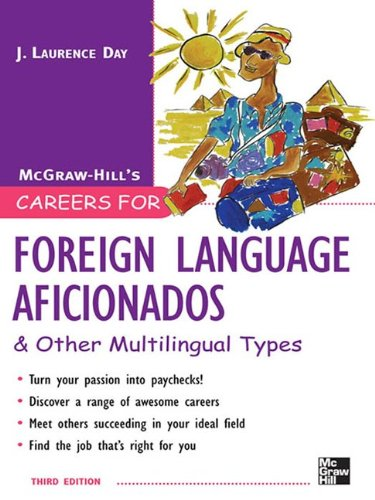 9780071482172: Careers for Foreign Language Aficionados & Other Multilingual Types (McGraw-Hill Careers for You)