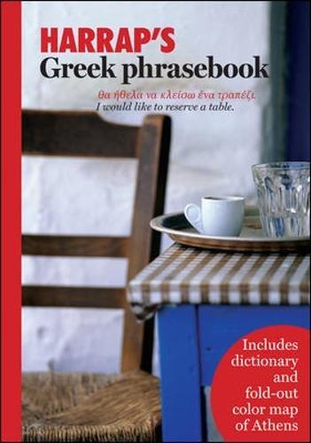 9780071482486: Harrap's Greek Phrasebook (Harrap's Phrasebooks)