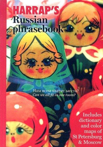 9780071482509: Harrap's Russian Phrasebook (Harrap's Phrasebook Series)
