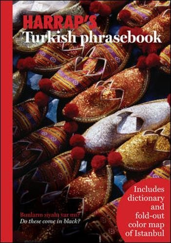 9780071482516: Harrap's Turkish Phrasebook (Harrap's Phrasebook Series)