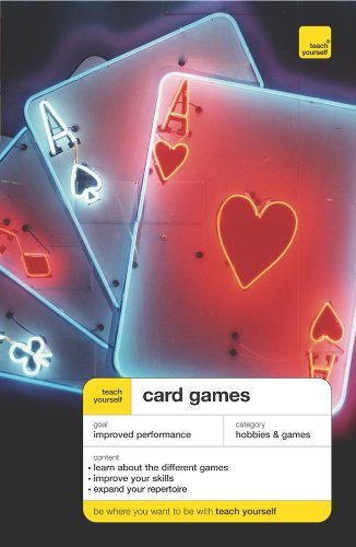 9780071482585: Teach Yourself Card Games, New Edition (Teach Yourself: Games/Hobbies/Sports)