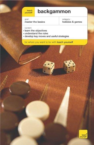9780071482608: Teach Yourself Backgammon (Teach Yourself: Games/Hobbies/Sports)