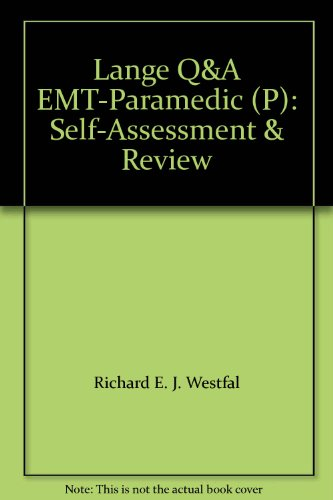 9780071482639: Lange Q&A EMT-Paramedic (P): Self-Assessment & Review