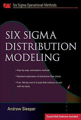 9780071482783: Six Sigma Distribution Modeling