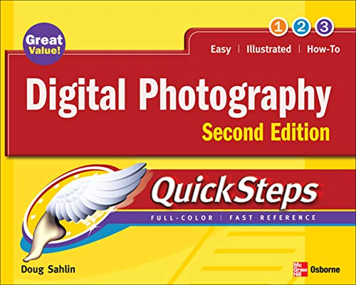 9780071482981: Digital Photography QuickSteps, 2nd Edition (Consumer Appl & Hardware - OMG)