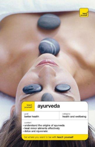 9780071484473: Teach Yourself Ayurveda (Teach Yourself: Games/Hobbies/Sports)