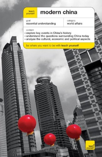 9780071484619: Teach Yourself Modern China (Teach Yourself: History & Politics)