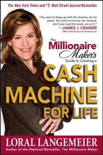 9780071484732: The Millionaire Maker's Guide to Creating a Cash Machine for Life