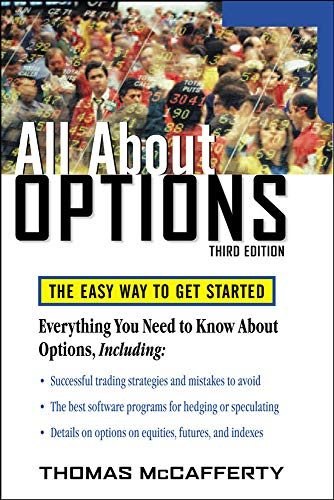 9780071484794: All About Options, 3E: The Easy Way to Get Started (All About Series)