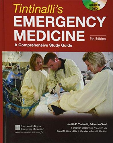 Tintinalli's Emergency Medicine: A Comprehensive Study Guide,: Judith Tintinalli, J.