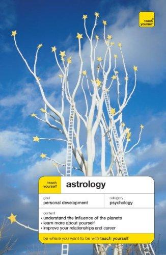 9780071484848: Teach Yourself Astrology MH ED (Teach Yourself (McGraw-Hill))