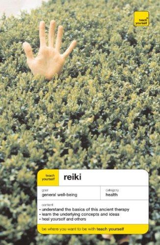 9780071484879: Teach Yourself Reiki (Teach Yourself: Health & New Age)