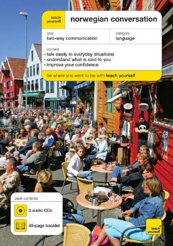 9780071485043: Teach Yourself Norwegian Conversation (3CDs + Guide)
