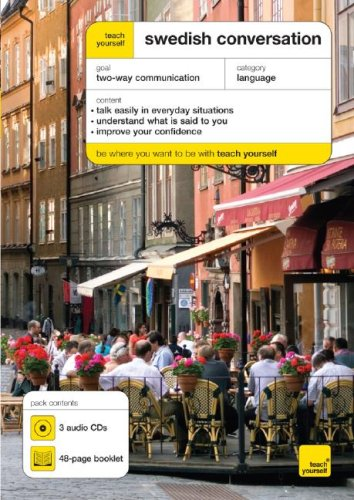 9780071485050: Teach Yourself Swedish Conversation [With Booklet] (Teach Yourself: Language)