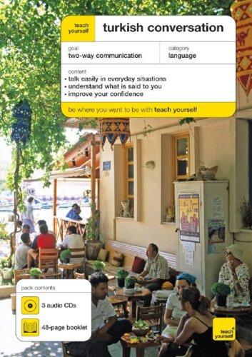 9780071485067: Teach Yourself Turkish Conversation (3CDs + Guide) (TY: Conversation)