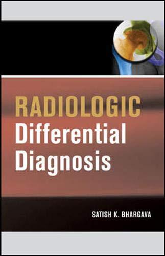 9780071485746: Radiologic Differential Diagnosis