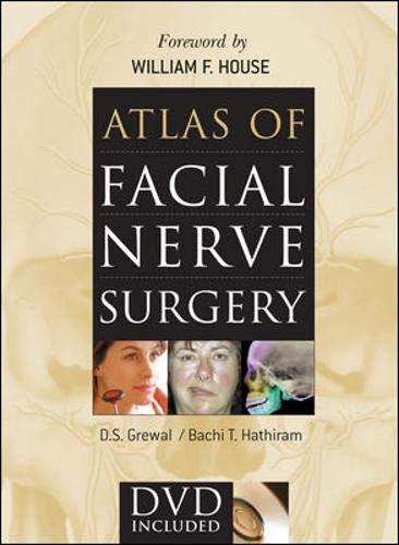 9780071485760: Atlas of Facial Nerve Surgery