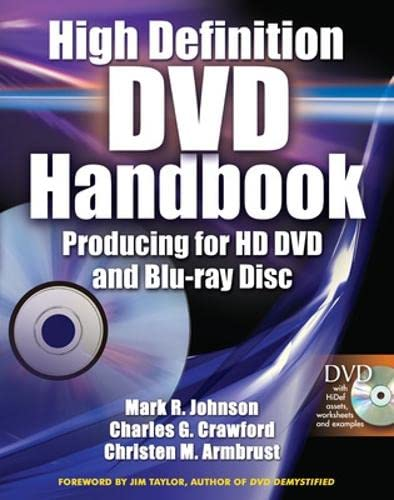 9780071485852: High-Definition DVD Handbook: Producing for HD-DVD and Blu-Ray Disc