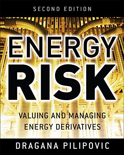 9780071485944: Energy Risk: Valuing and Managing Energy Derivatives
