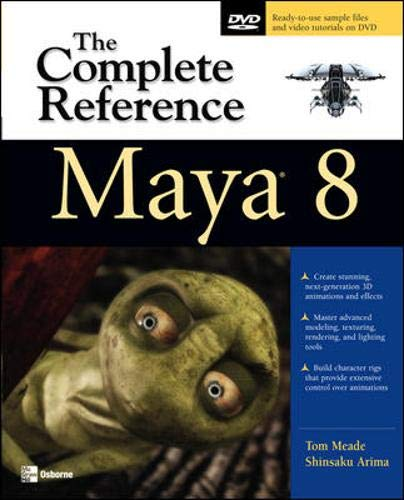 9780071485968: Maya 8: The Complete Reference
