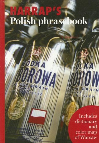 9780071486293: Harrrap's Polish Phrasebook (Harrap's Phrasebook Series)