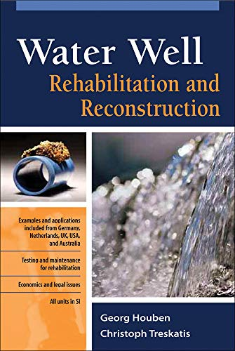 9780071486514: Water Well Rehabilitation and Reconstruction (Mechanical Engineering)