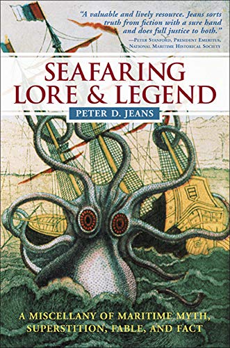 9780071486569: Seafaring Lore and Legend: A Miscellany of Maritime Myth, Superstition, Fable, and Fact