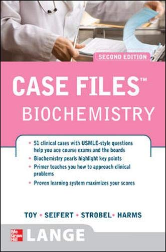9780071486651: Case Files: Biochemistry, 2nd Edition