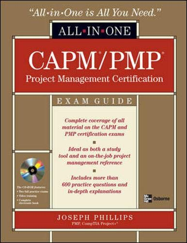 9780071487481: CAPM/PMP Project Management All-in-One Exam Guide